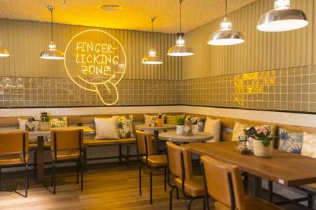 Oassis Natural Cooking, un nuevo restaurante barcelonés de cocina saludable y equipado por Cubiñá