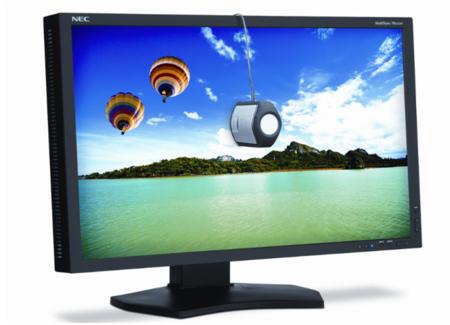 NEC nos promete un respeto absoluto del color en sus nuevos monitores SpectraView