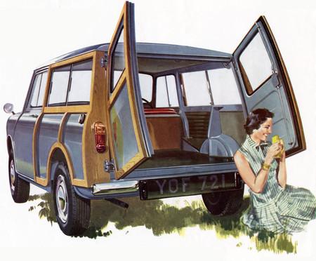 Austin Seven Coutryman