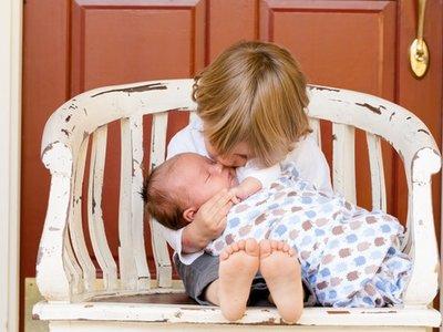 Tener hermanos ayuda a desarrollar la empatía en los niños desde pequeños