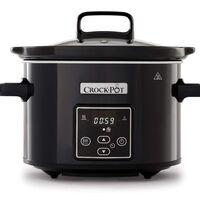 Oferta en la olla de cocción lenta Crock-Pot de 2,4 litros de capacidad, ideal para parejas: cuesta 30,39 euros en Amazon