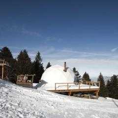 Foto 6 de 14 de la galería un-resort-de-iglus-en-suiza en Decoesfera