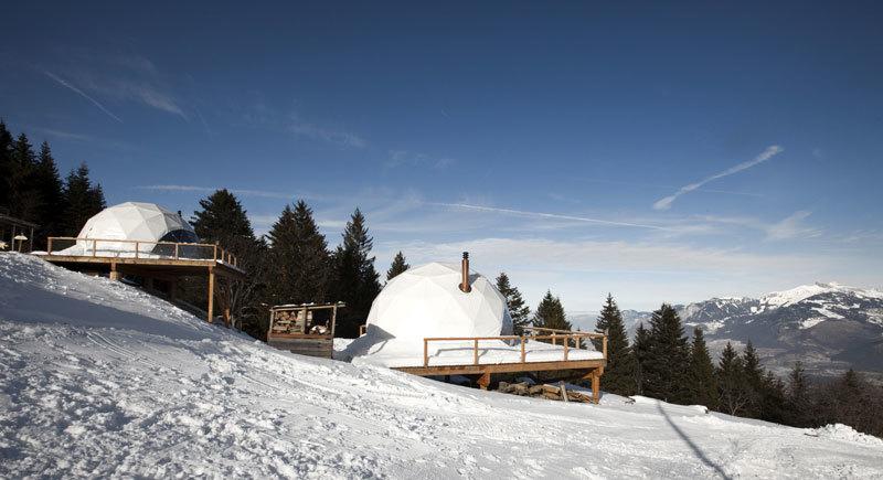 Foto de Un resort de iglús en Suiza (6/14)