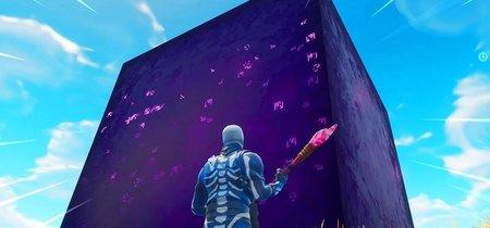 La gente cree que el cubo de Fortnite traerá un nuevo mapa, y según estas pistas no van desencaminados