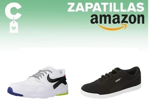 Chollos en tallas sueltas de zapatillas Puma, Adidas o Nike por menos de 40 euros en Amazon