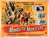 Ciencia-ficción: 'The Monolith Monsters' de John Sherwood