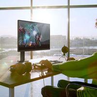 LG presenta el QHD Ergo IPS, su nuevo monitor de 27 pulgadas con un soporte ergonómico todoterreno