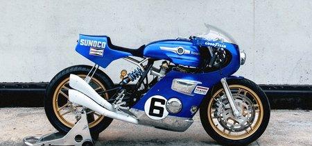 Benelli 512M de Plan B Motorcycles, la moto que queria ser un Ferrari de competición de los 70