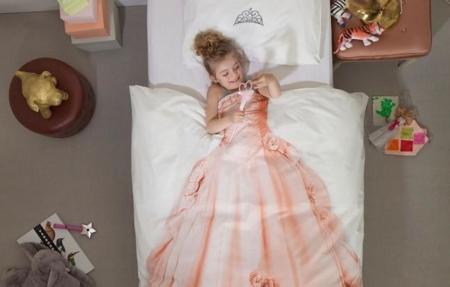 Un edredón para soñar como una princesa