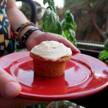 Muffins de tarta de zanahoria: una receta súper fácil para quitarnos el antojo de dulce