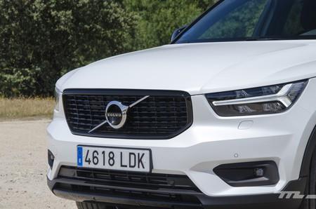 Volvo Xc40 Recharge 2020 Prueba 007