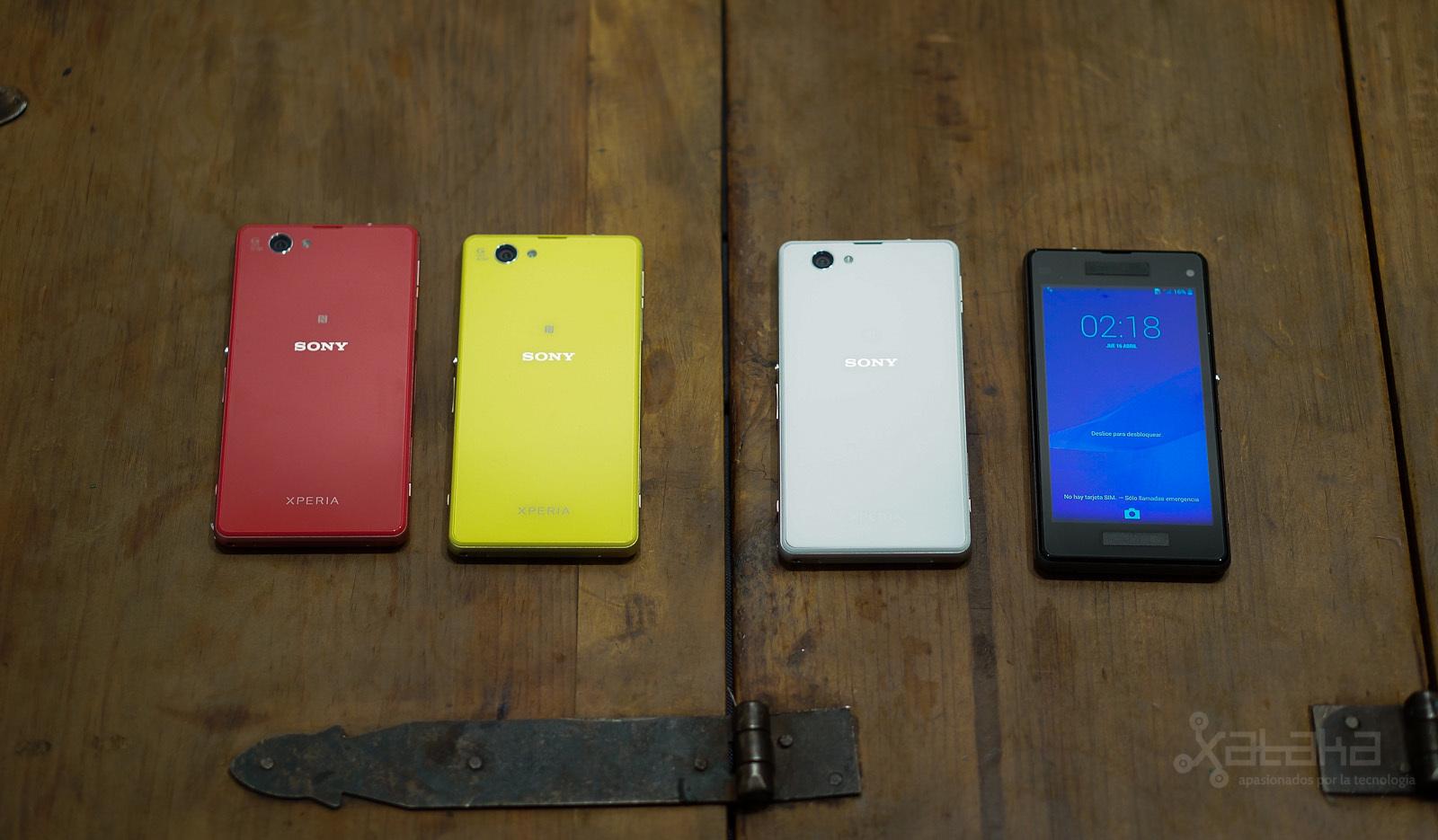 Foto de Sony Xperia Z1 Compact, lanzamiento (9/17)