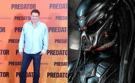"""""""La nueva Predator es como el cine de acción de los 80: no necesita gustarle a todo el mundo"""". Shane Black, Olivia Munn y Boyd Holbrook"""