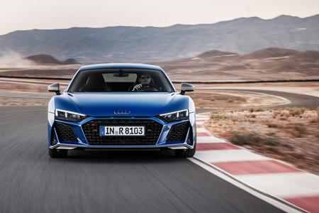 Así es el Audi R8 2019: más potente, atractivo y con una puesta a punto más depurada