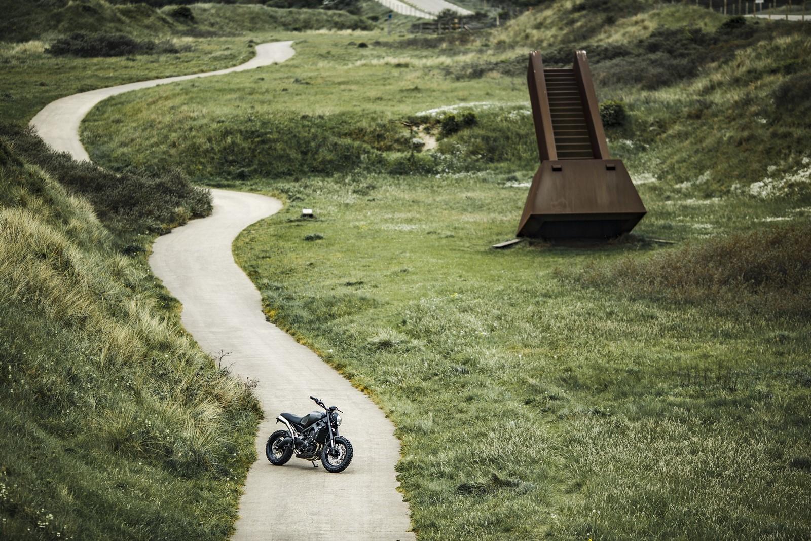 "Foto de Yamaha XSR900 Yard Built ""Monkeebeast"" (16/19)"