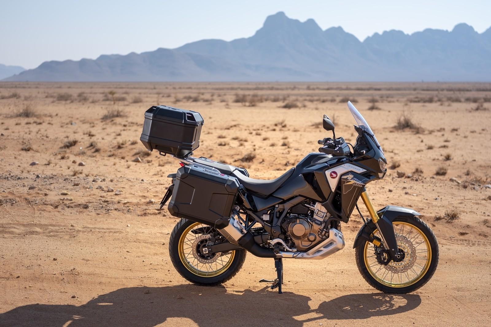 Foto de Honda CRF1100L Africa Twin Adventure Sports 2020 (19/32)