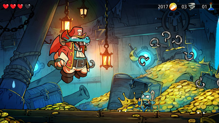 Wonder Boy The Dragon S Trap
