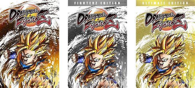Dragon Ball Fighterz Box