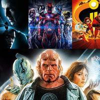 Las 18 mejores películas de superhéroes que no son de Marvel ni DC