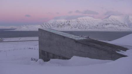 La guerra en Siria fuerza a que se saque la primera semilla de la Bóveda Global de Svalbard
