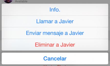 Whatsapp Eliminar Administrador