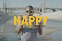 'Happy' de Pharrell Williams se convertirá en un libro infantil