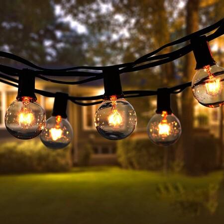Guirnalda de bombillas