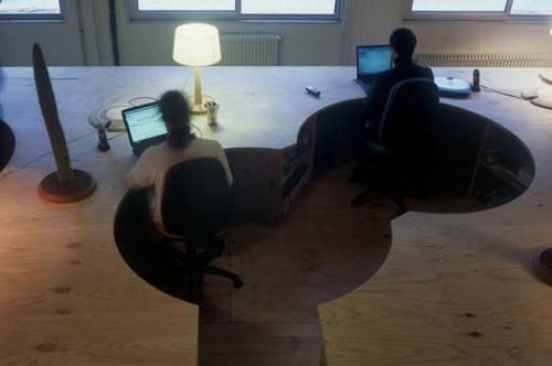 Foto de Love table y la oficina genial (1/4)