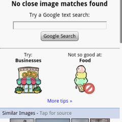 Foto 6 de 8 de la galería google-goggles en Xataka Móvil