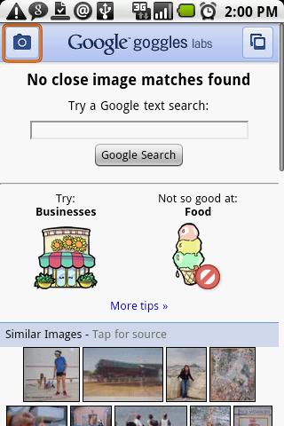 Foto de Google goggles (6/8)