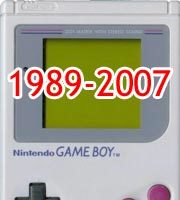 Nintendo retira la GameBoy original