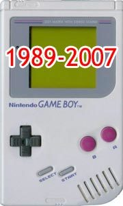 Nintendo retira la GameBoy original