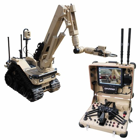 T7 Multi Mission Robotic System 01
