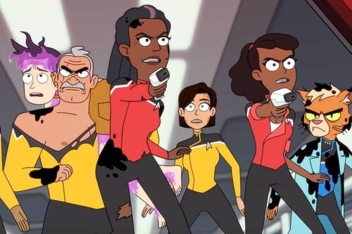 'Star Trek: Lower Decks': Amazon estrena una parodia de la franquicia que respira mucho más amor y devoción que alternativas más serias