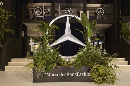 La naturaleza cobra protagonismo en Mercedes-Benz Fashion Week Madrid de la mano de Elena Suárez