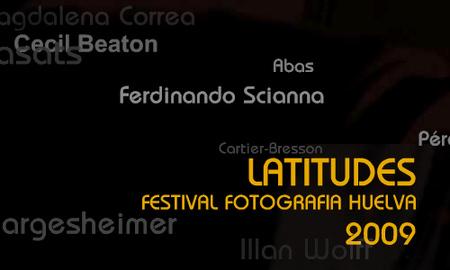 Latitudes, Festival de fotografía en Huelva