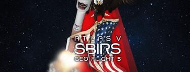 Un satélite que detecta misiles en la Tierra llegará al espacio: así fue el lanzamiento del cohete Atlas V y esta es su misión