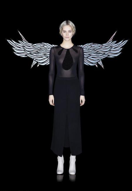 Lo mejor de la nueva colección de Bimba y Lola otoño 2014 son sus vestidos de noche