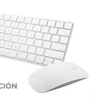 En eBay te puedes ahorrar 50 euros comprando juntos el Magic Mouse y el Magic Keyboard para tu ordenador Apple