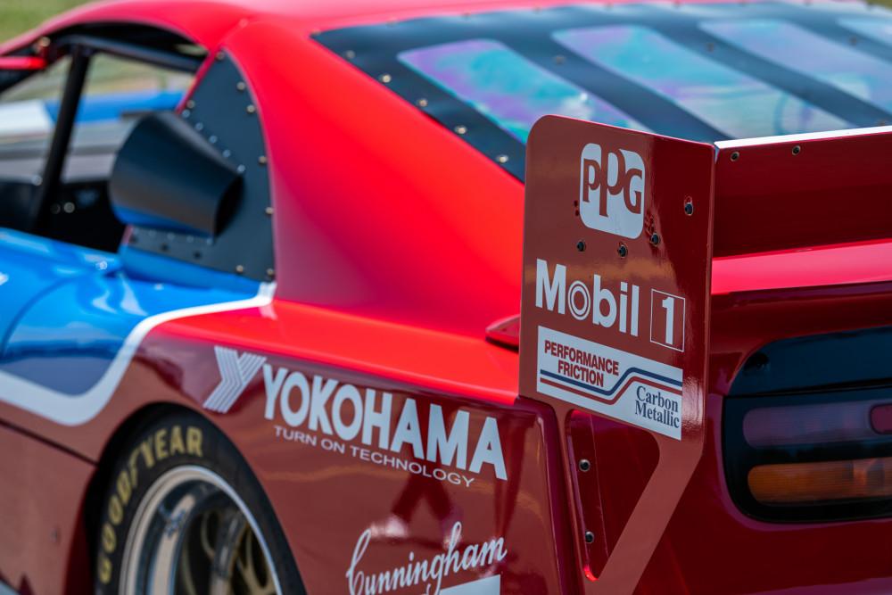 Foto de Nissan 300ZX Turbo IMSA GTO (1989), a subasta (12/20)