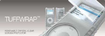 TuffWrap, funda para el iPod nano 2G