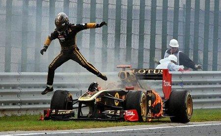 """Eddie Jordan cree que Renault le está haciendo """"bullying"""" a Nick Heidfeld"""