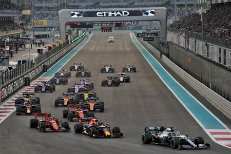 Abu Dabi F1 2019