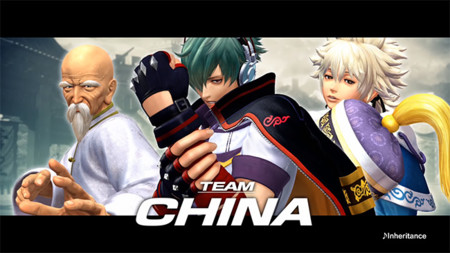 The King of Fighters XIV ahora nos presenta al China Team