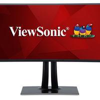ViewSonic amplía su portofolio de monitores con dos nuevos integrantes: el ViewSonic VP3881 y el VP3268-4K