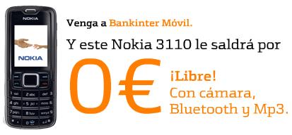 Bankinter Móvil empieza a ofrecer móviles libres subvencionados