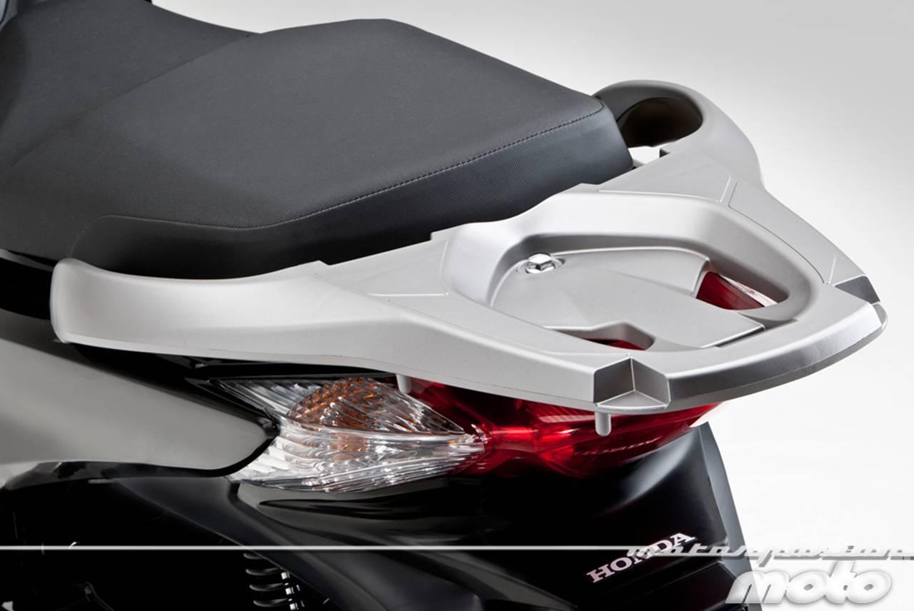 Foto de Honda Scoopy SH125i 2013, prueba (valoración, galería y ficha técnica)  - Fotos Detalles (15/81)