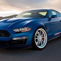 El legendario Shelby 1000 vuelve... e imagínate con cuánta potencia: ¡1.000 CV!