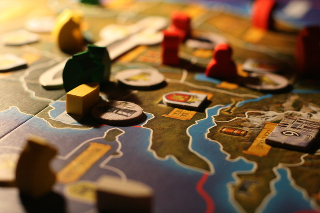 A Game Of Thrones Board Game Detail