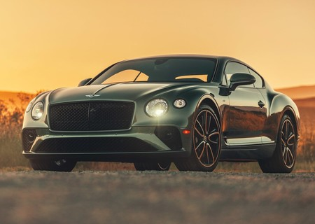 Bentley Continental Gt V8 2020 1600